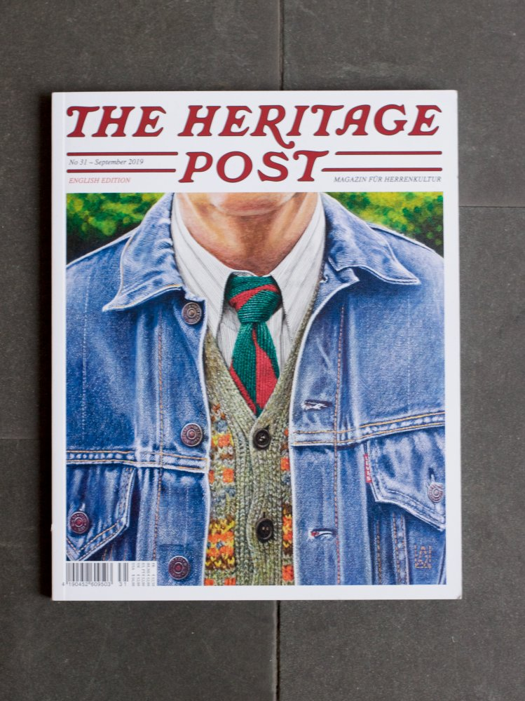 The Heritage Post No. 31 - September 2019 English