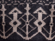 Hansen Garments Normann Pattern Knit Sweater