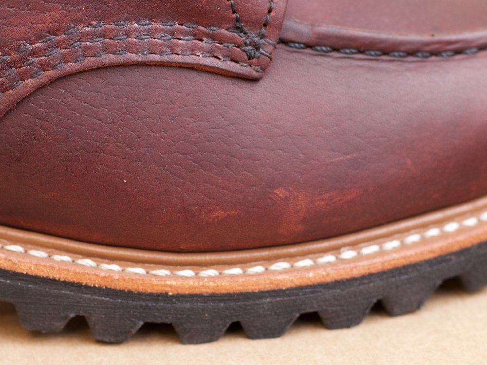 Red Wing 2927 Sawmill Briar Oilslick Leather