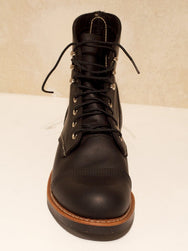 Red Wing Iron Ranger Black Harness