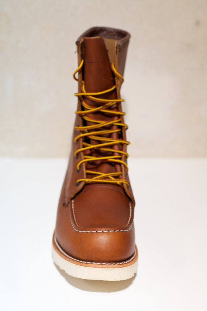 "Red Wing Moc Toe 8"" Oro-legacy"