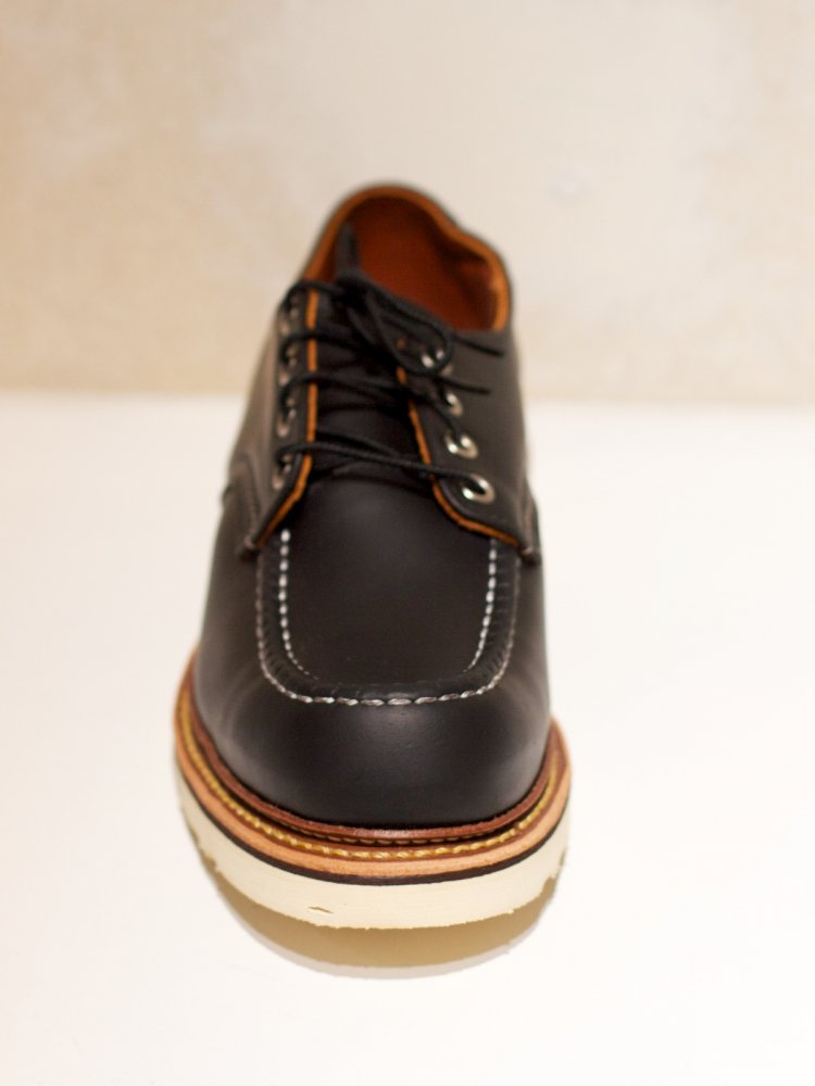 Red Wing Oxford Black Chrome