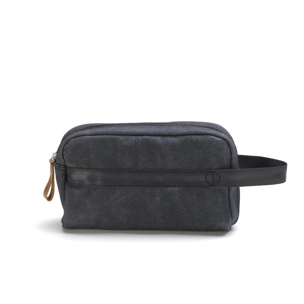 Qwstion Bags Travelkit Washed Black
