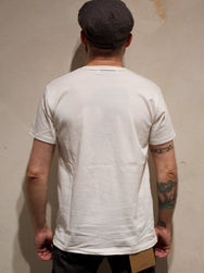 3sixteen Heavy Weight Plain Tee Shirt White