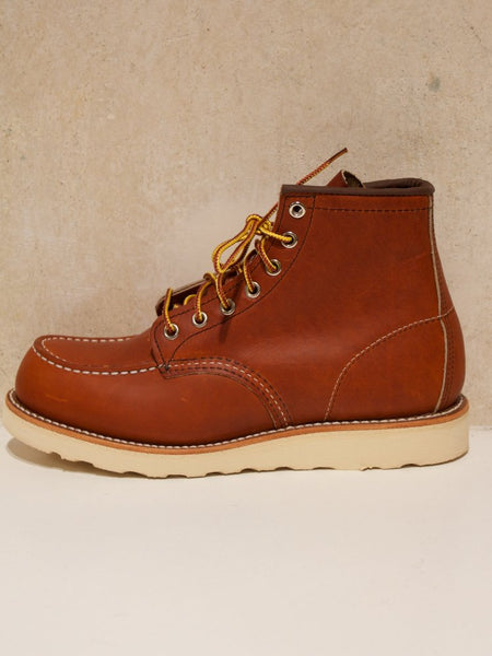 Red Wing Moc-Toe Oro-Legacy