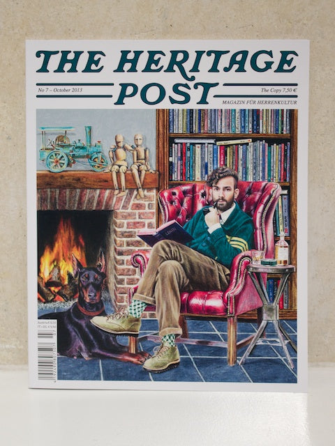 The Heritage Post No 7 - October 2013