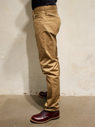 Momotaro Jeans 0302SP - Natural Tapered Chino