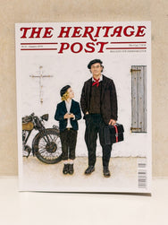 The Heritage Post No.8 - January 2014