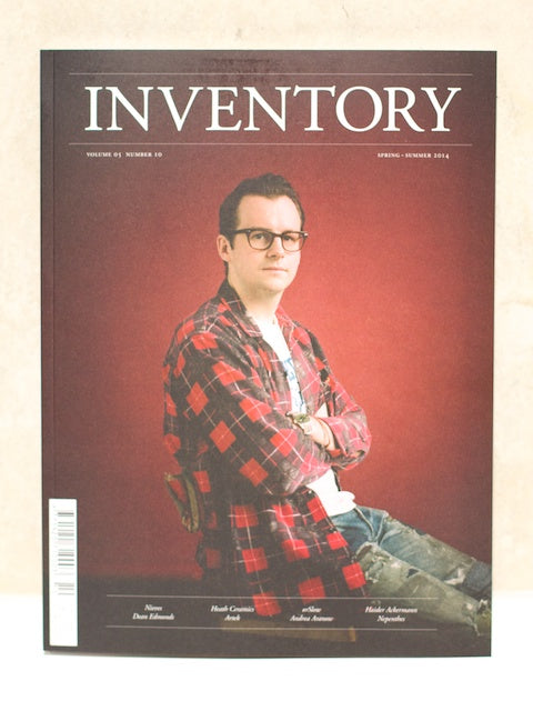 Inventory Magazine No.10 - Spring/Summer 2014