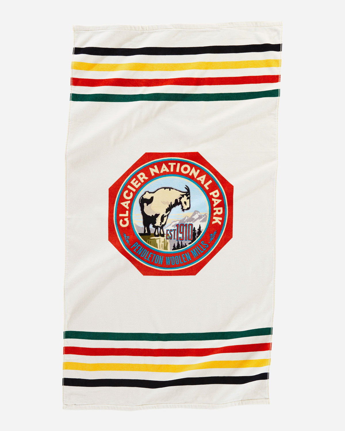 Pendleton Glacier Printed Beach Towel