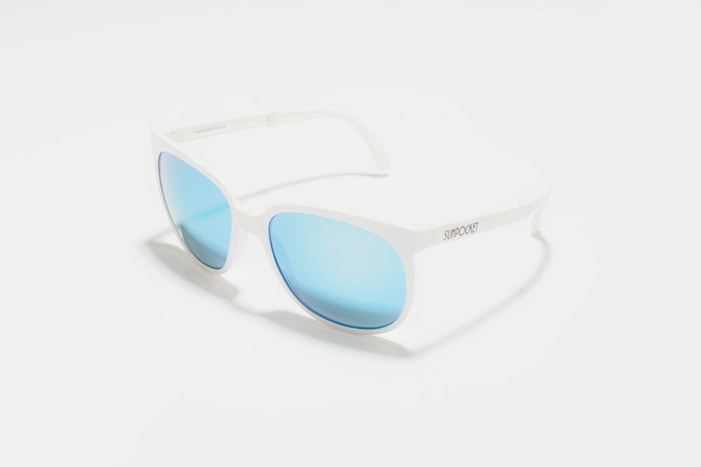 Sunpocket Sport Shiny White