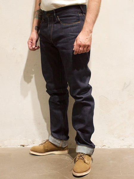 Rising Sun Superior Jean Raw Indigo