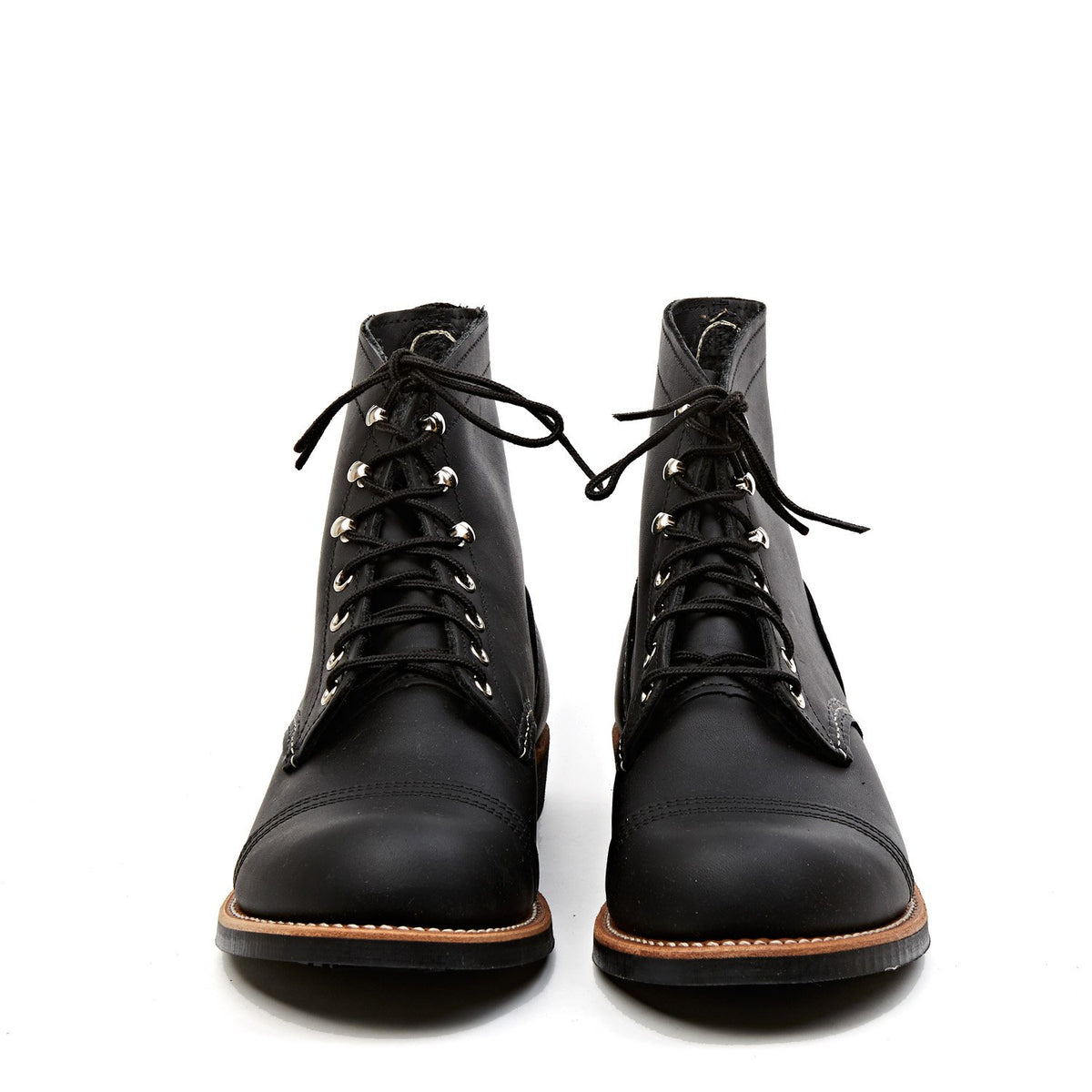 Red Wing Iron Ranger Black Harness (8084)