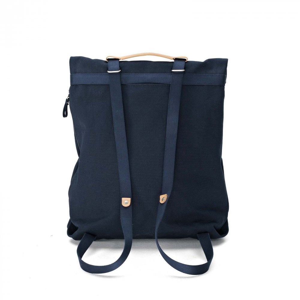 Qwstion Bags Tote Bag Organic Navy