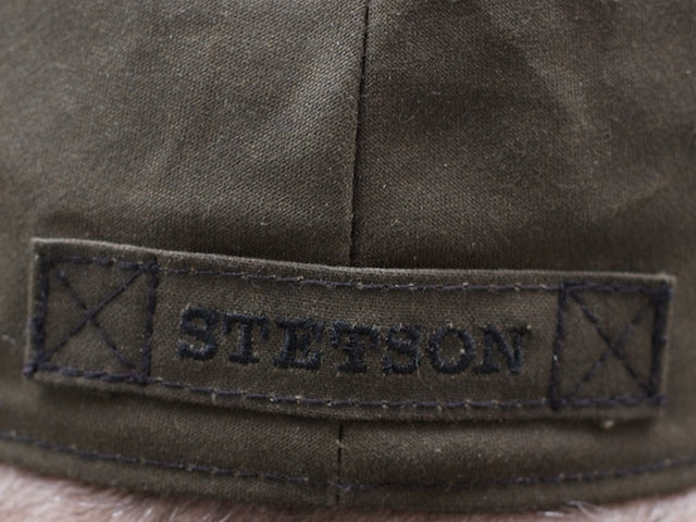 Stetson Adin Waxed Cotton