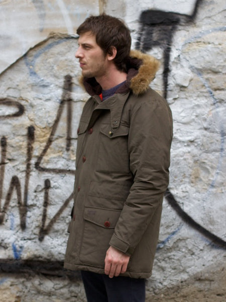 Barbour Dept B. Propulsion Quilted Jacket