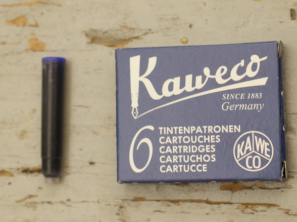 Kaweco Premium Ink Cartridges Royal Blue