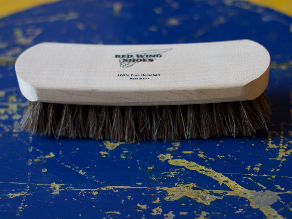 Red Wing Polish Brush
