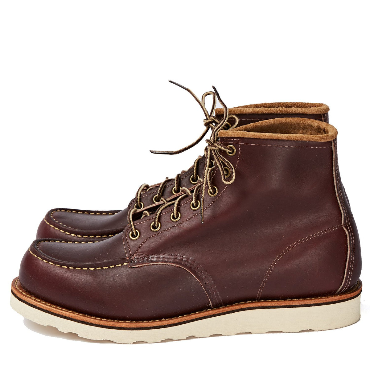 Red Wing Moc-Toe Oxblood Mesa (8856)