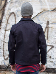 3sixteen Type 3s Denim Jacket Shadow Selvedge
