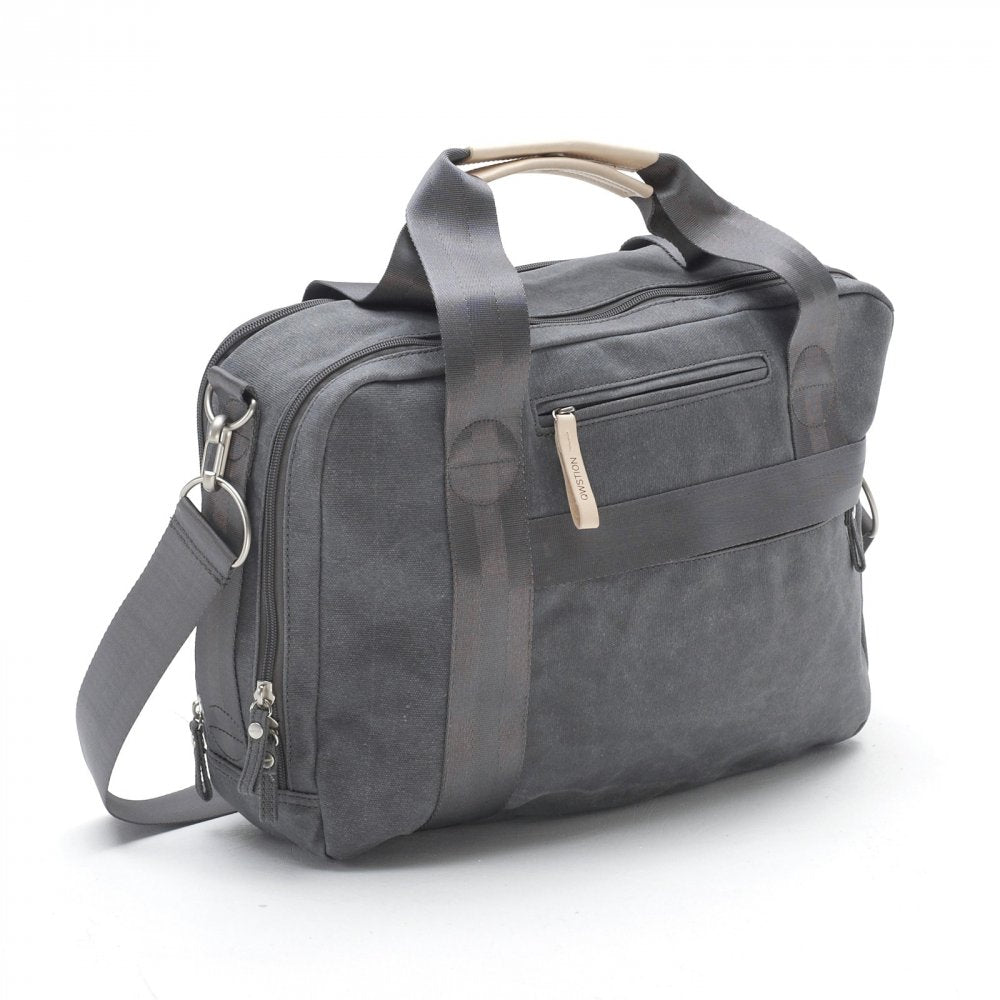 Qwstion Bags Office Bag, Washed Grey