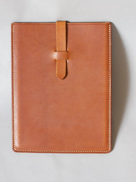 Soxisix iPad Air case Cognac