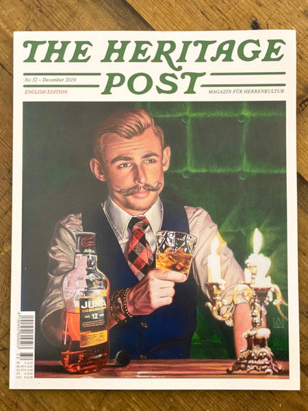 The Heritage Post No.32 - December 2019 English