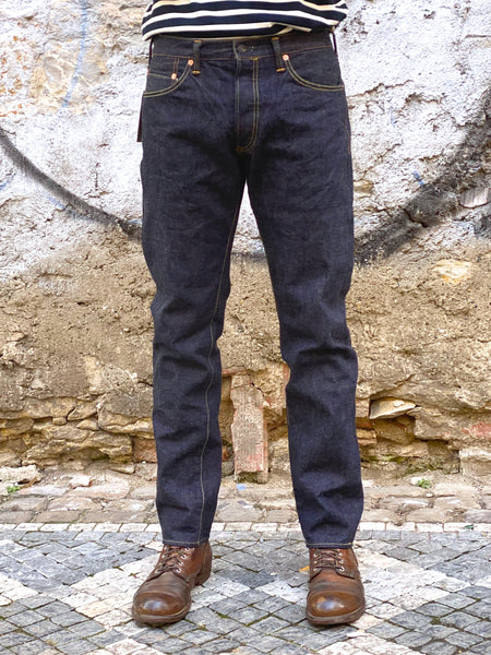 Studio d'Artisan FOX-001 Selvedge jeans