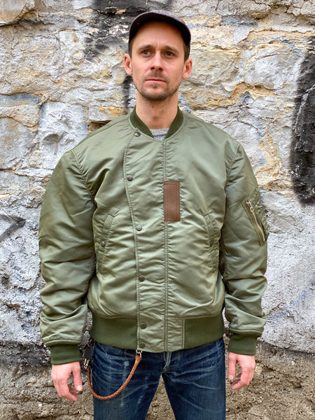 Stevenson Overall IC2 Intercepter Sage Green
