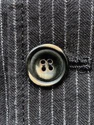 Hansen Garments William Vest Black Pin