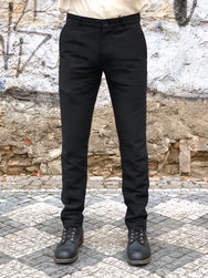 Hansen Garments Fred Trousers Black