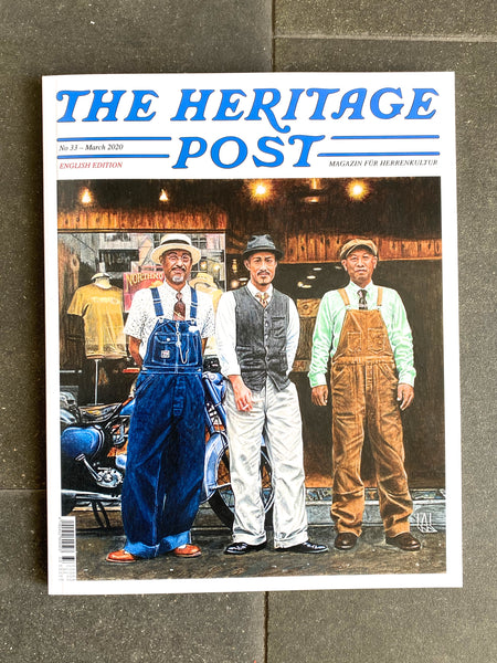 The Heritage Post No.33 - March 2020 English