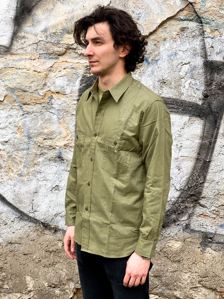 Real McCoy's MS19016 N-3 Utility Shirt L/S