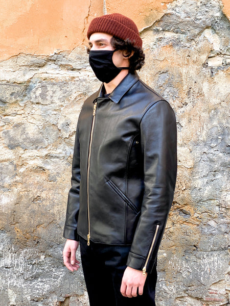 Nine Lives Rider's Jacket Black