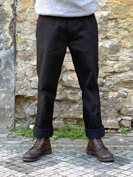 Eat Dust B-Service Chinos Black