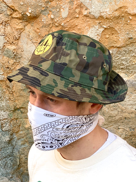 Eat Dust X Bucket Hat Camo