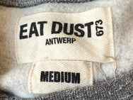 Eat Dust Sweat Bee Dust Grey Melange