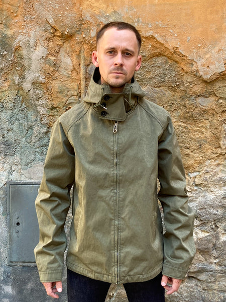 Ten C Anorak Jacket - Olive