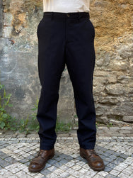 Hansen Garments Ken Trousers Deep Indigo
