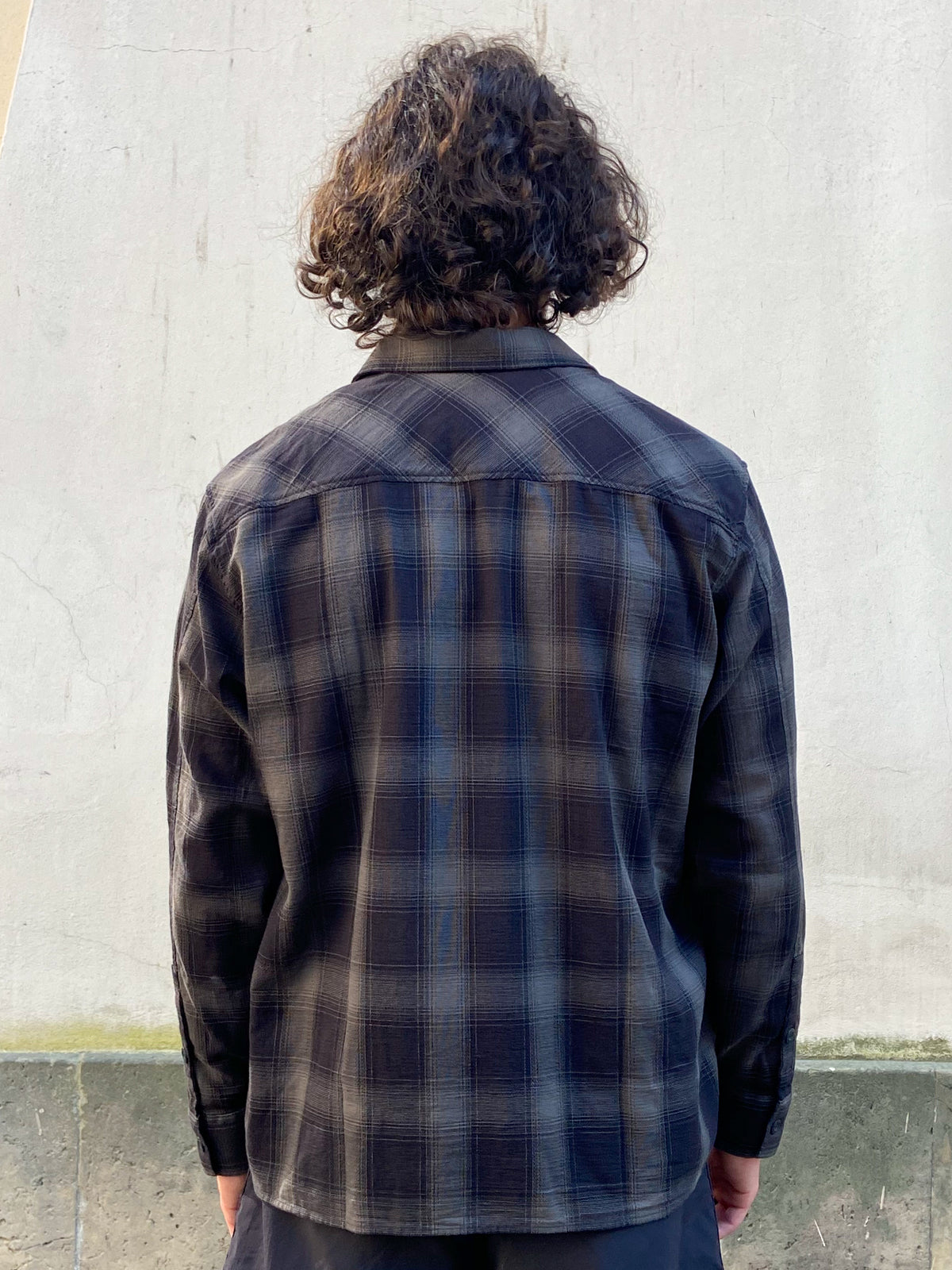Nudie Jeans Sten Shadow Check