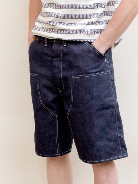 Real McCoy's MP19018 8HU Denim Work Shorts