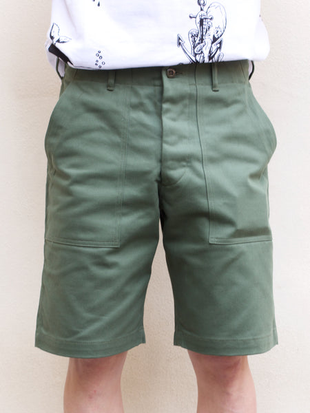 Real McCoy's MP18006 Sateen Utility Shorts