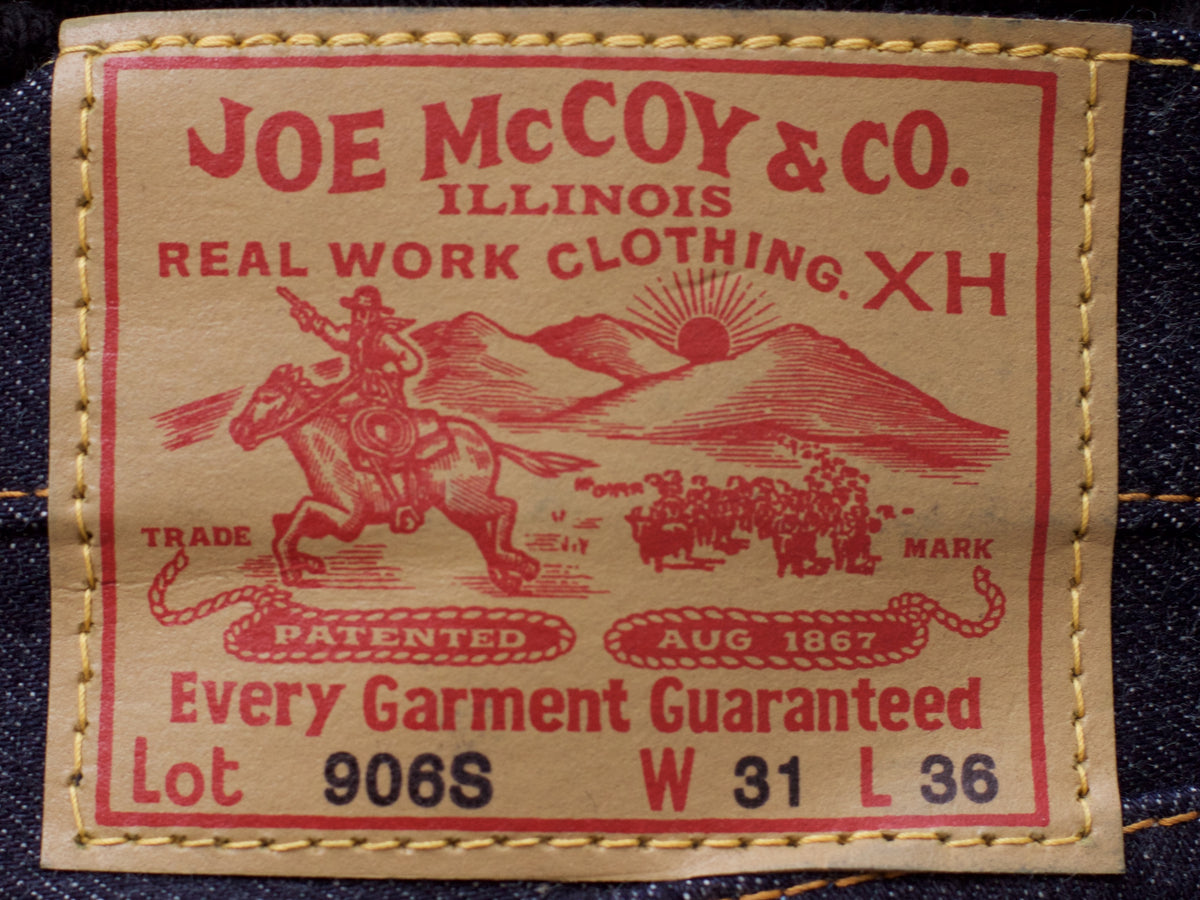 Joe McCoy MP13906 Lot.906S Jean