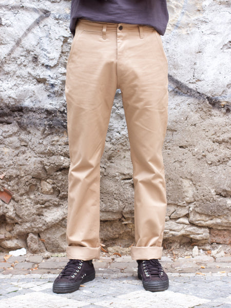 Joe McCoy's Blue Seal Chino Trousers