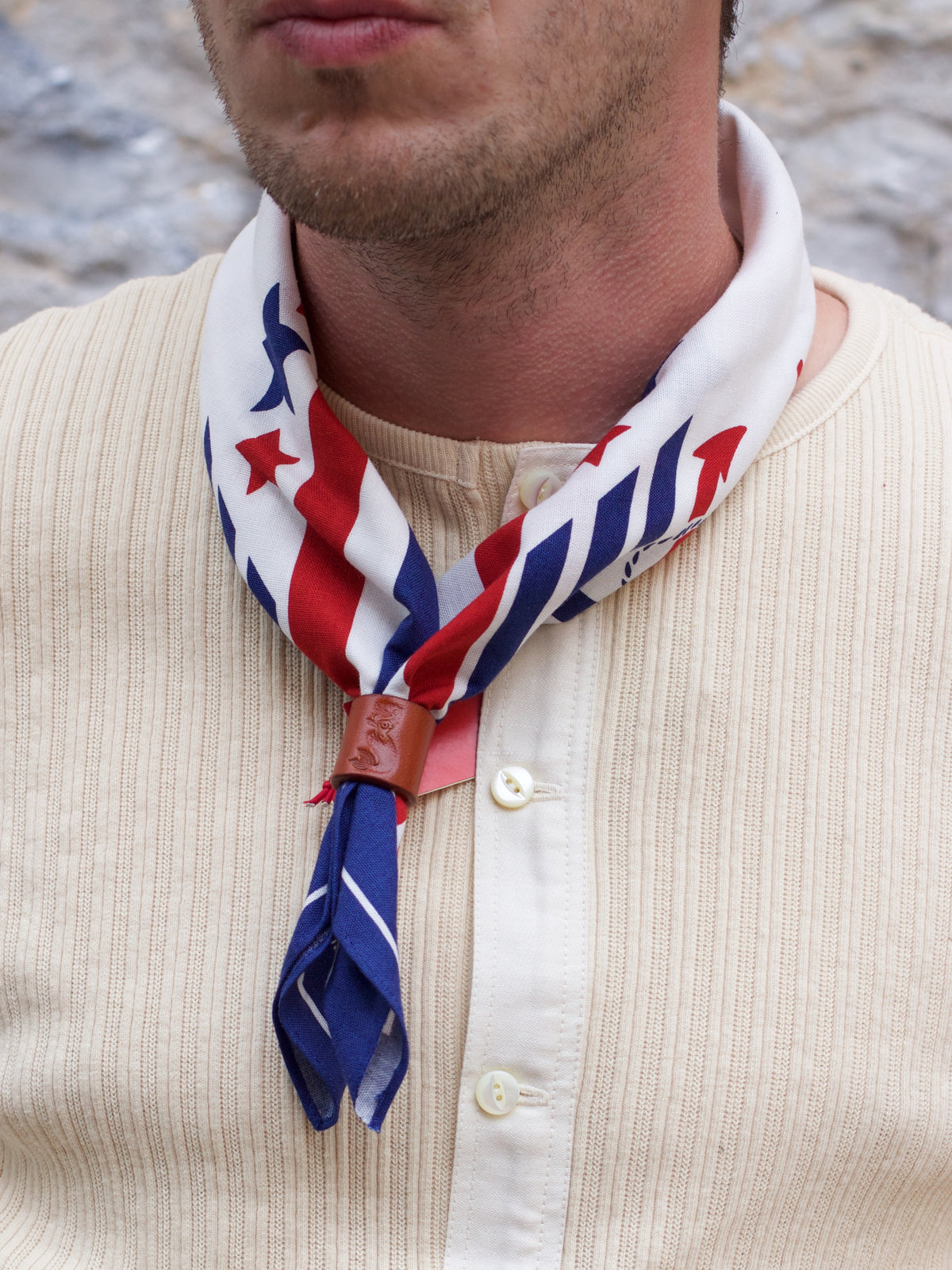 Real McCoy's MA12011 Military Anchor Bandana