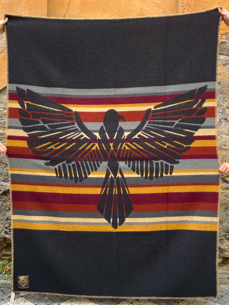 Indigofera x Israel Nash Travel On Blanket