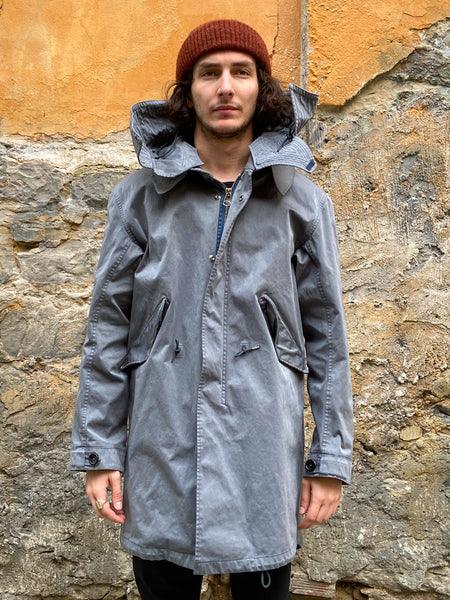 Ten C Parka Green Sage