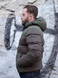 Featherweight Down Jacket Otter Green