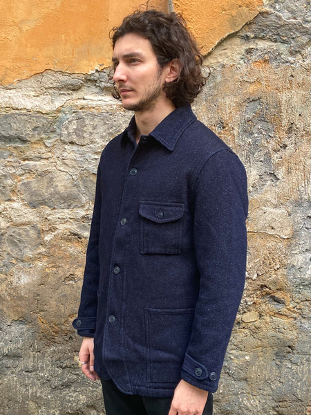 Momotaro Jeans 03-149 Cotton/Wool/Silk Jacket