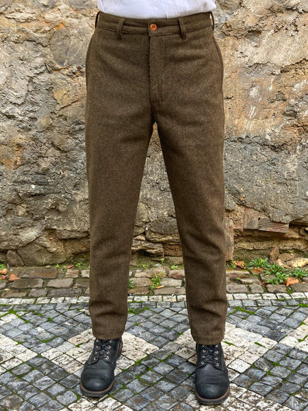 Momotaro Jeans 01-082 Tappered chinos